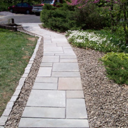 Walkways Level Green Landscaping And Design